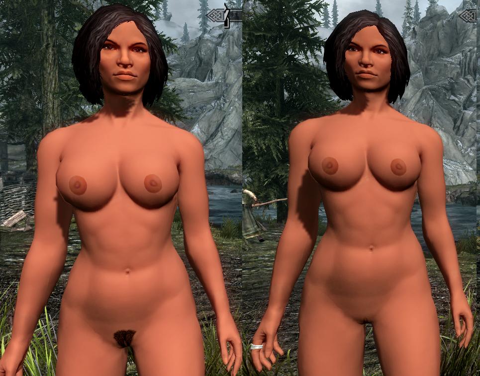 Nude version browaedway play hair