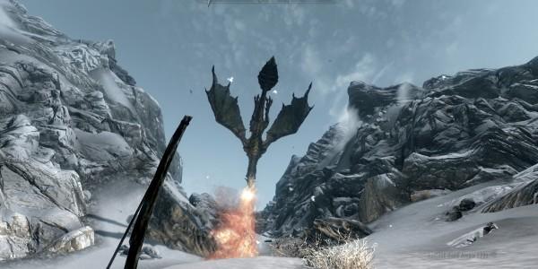 Здесь можно, черт побери, драться с драконами!
