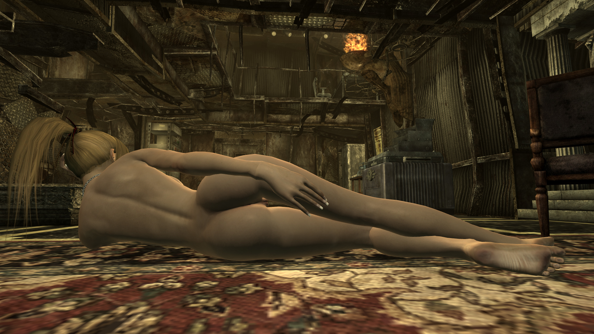 Morrowind hd sex mods hentai pic