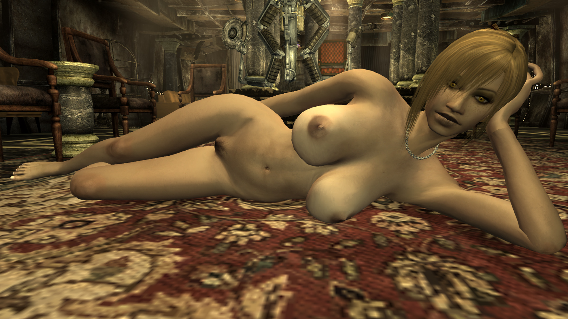 Fallout 3 nude girls mod uncensored nude videos