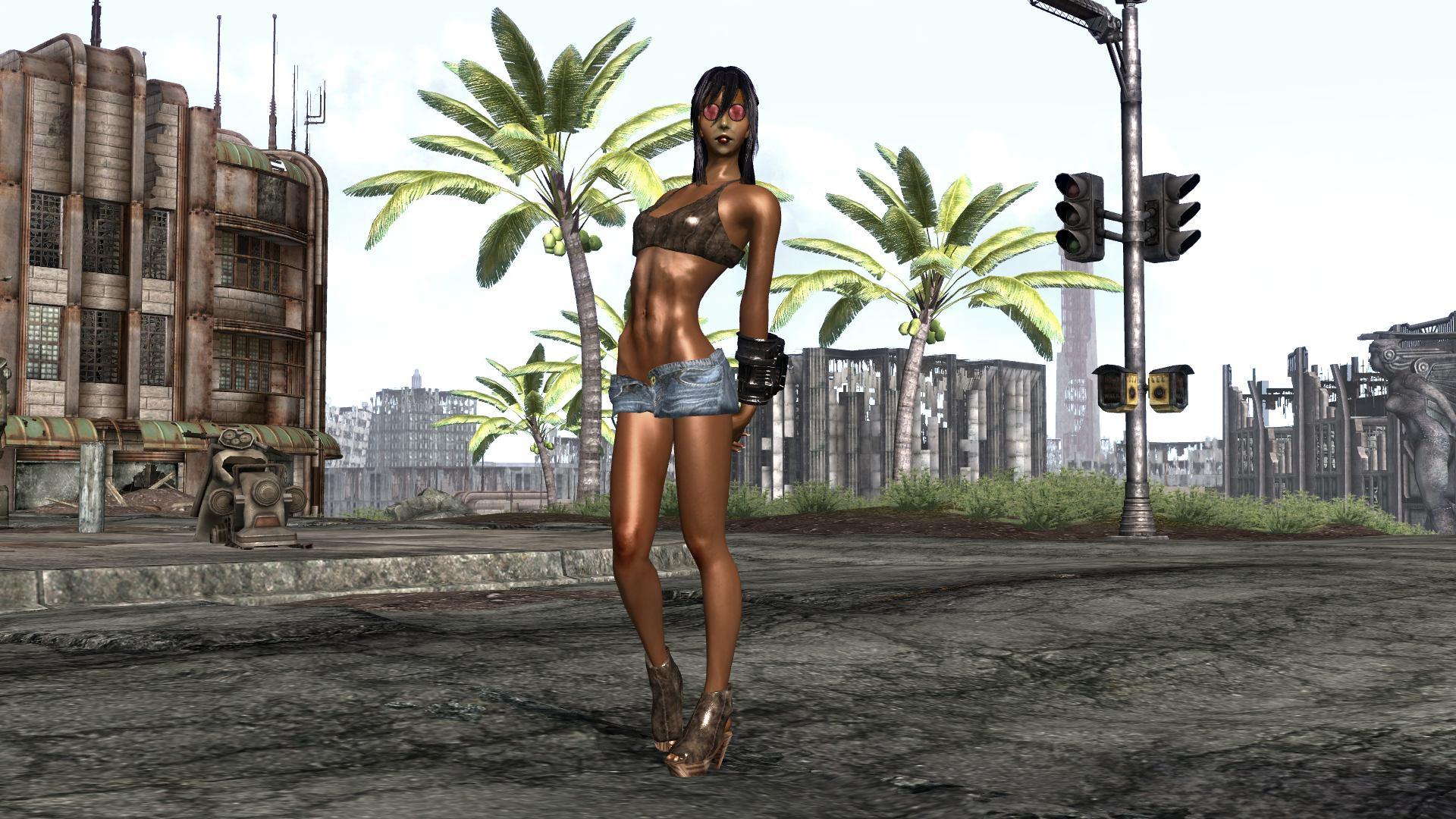 Fallout beach bikini mod adult clips
